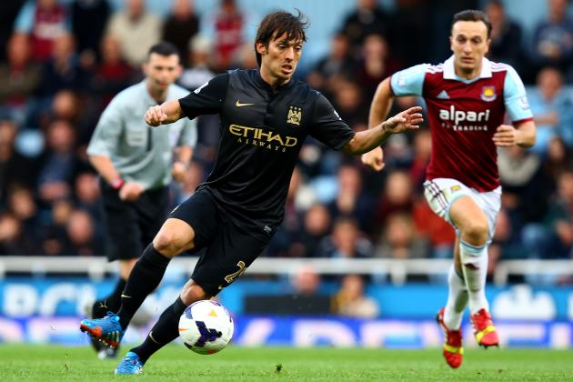David Silva Is Better Than Mesut Ozil, Claims West Ham's Mark Noble