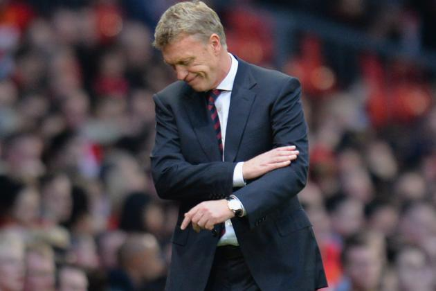 David Moyes Argues with Criticism of Negative Manchester United Tactics