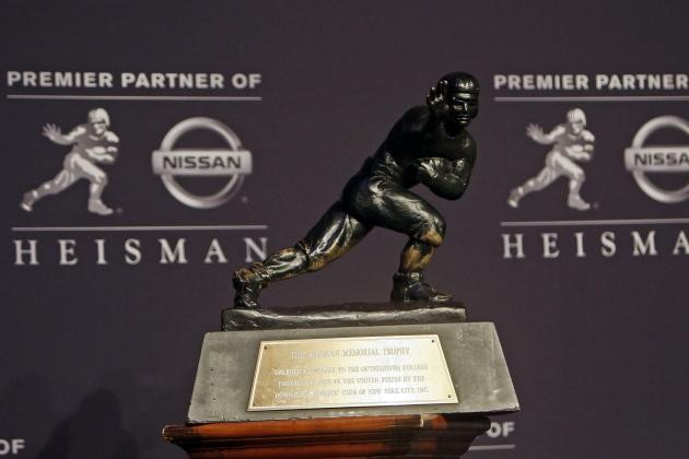 Baylor Football: How Many Heisman Candidates Do the Bears Have?