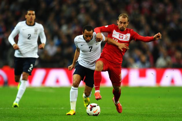 Andros Townsend Reportedly Accused of Backtracking over Roy Hodgson Monkey Joke