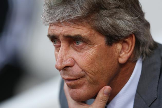 Manuel Pellegrini Lied to Manchester City Players About United's Result