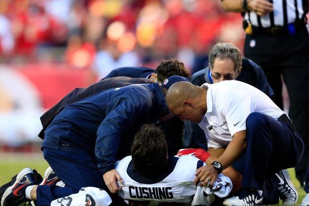 How Can the Houston Texans Defense Recover from Loss of Brian Cushing?