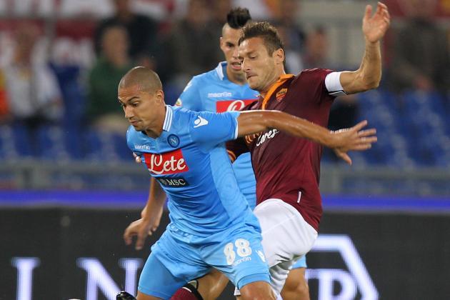 Francesco Totti Injury: Updates on Roma Star's Hamstring, Likely Return Date