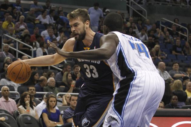 Checklist for Memphis Grizzlies' Marc Gasol to Be Even Better This Season