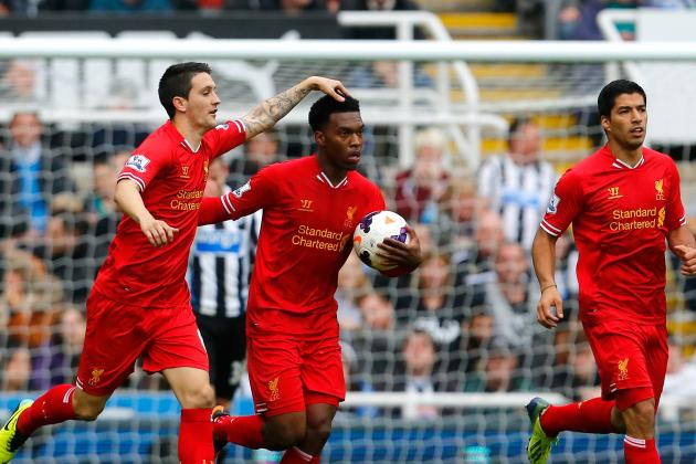Luis Alberto's Liverpool Cameo at Newcastle Shows Importance of Midfield Control