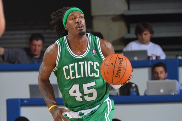 Gerald Wallace Takes Issue with Celtics' Effort