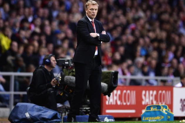 David Moyes and Manchester United Have 20 Days to Show They Mean Business