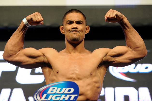 UFC Fight Night 30 Will Truly Determine Whether Mark Munoz Has Turned a Corner