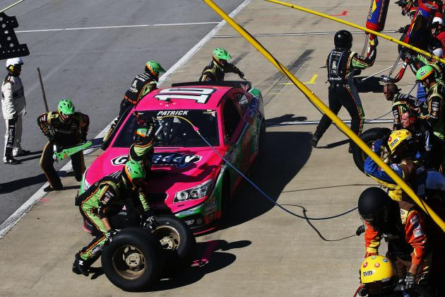 Danica Patrick Foiled by Pit-Road Gaffe, Speeding Penalty at Talladega