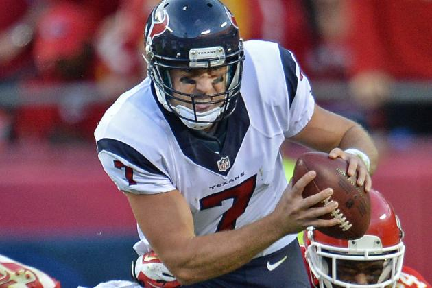 McNair on Keenum: 'I Though He Did a Hell of a Job