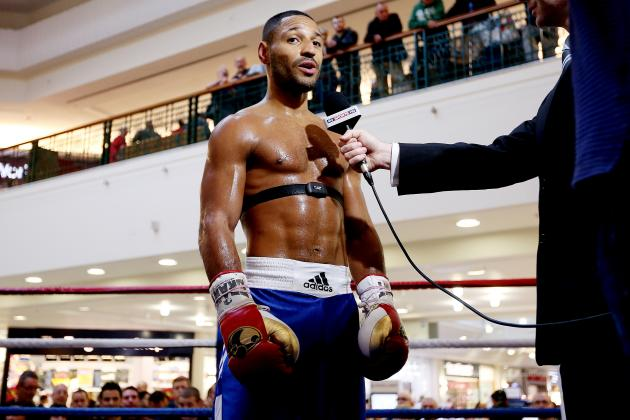 Floyd Mayweather vs. Amir Khan Reports Prompt Furious Reaction from Kell Brook