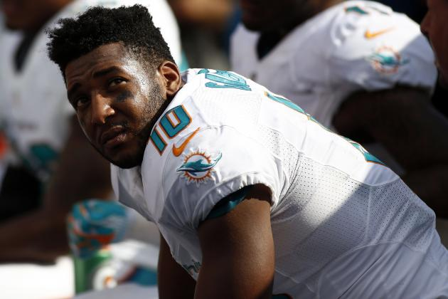 Miami Dolphins' Brandon Gibson Full of Big Plays