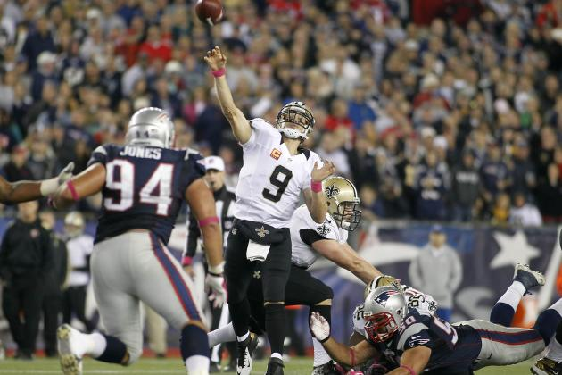 New Orleans Saints: What You Need to Know Heading into Week 8