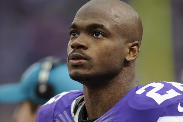 Vikings' Adrian Peterson Will Test Giants at One Thing They've Done Well
