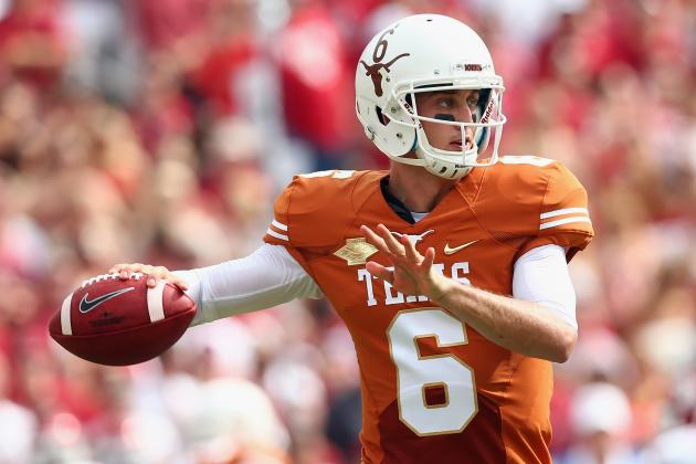 No David Ash? No Problem for Texas vs. TCU