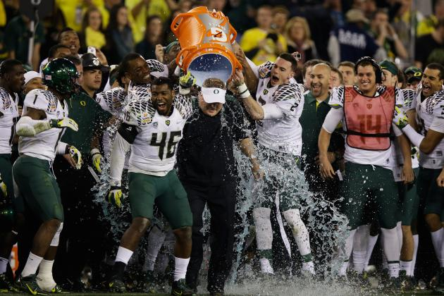 Oregon Football: Ducks Know If They Do Their Part They Won't Be the Odd Man out