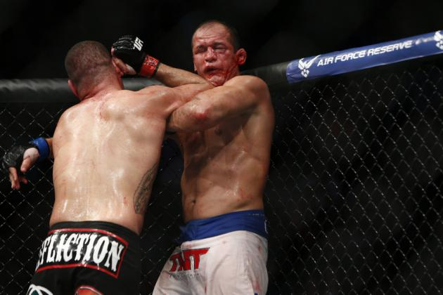 UFC 166 Velasquez vs. Dos Santos 3: What Went Wrong for JDS?
