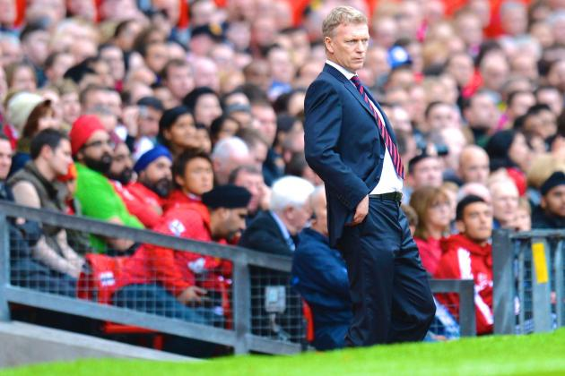 Sir Alex Ferguson's Presence Is Undermining David Moyes at Manchester United