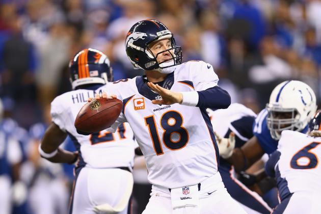 2013 Fantasy Football Quarterback Rankings: NFL Week 8