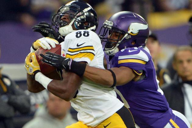 Vikings' Josh Robinson: 'I Can Always Get Better'