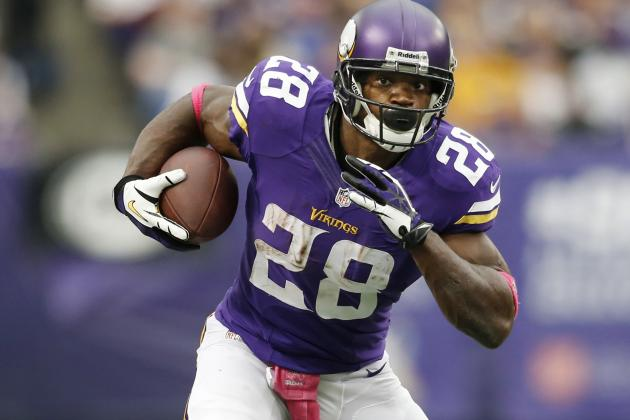 Peterson Gunning for Another Record on Monday Night