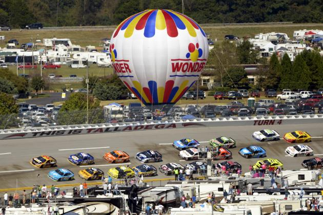 NASCAR Fan Death at Talladega Due to Suspected Carbon Monoxide Leak