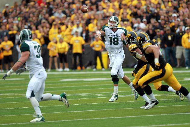 Michigan State Can't Afford to Take Step Back on Offense with Upcoming Schedule