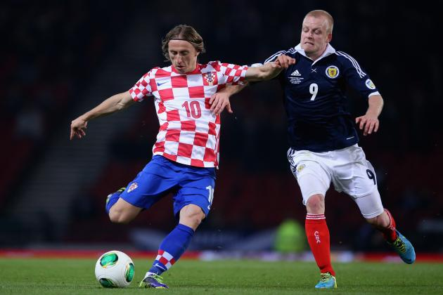 Iceland vs. Croatia: 2014 World Cup Playoff Dates, Fixtures and Preview
