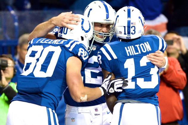 Big Wins Prove Indianapolis Colts' Potential Is Unlimited