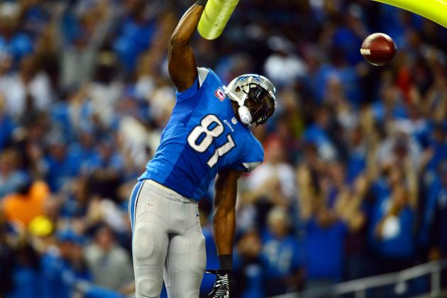 Green, Stafford Call Megatron's Touchdown Catch Best They've Ever Seen