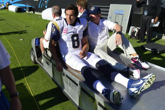 What Sam Bradford's Injury Means for St. Louis Rams in Long Term