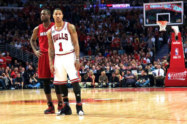 Derrick Rose Spurns Indiana Pacers, Says Miami Heat Is Only Bulls Rival