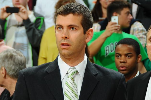 Brad Stevens Falls Asleep During Another Red Sox Dramatic Win