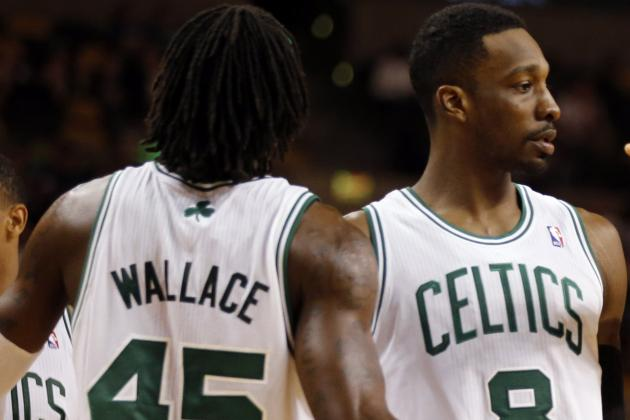 Green, Wallace Make Solid Tandem for Celtics