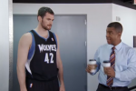 Kevin Love's Hilarious New SportsCenter Ad