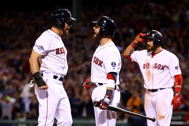 How the Boston Red Sox, St. Louis Cardinals Became 2013 World Series Teams