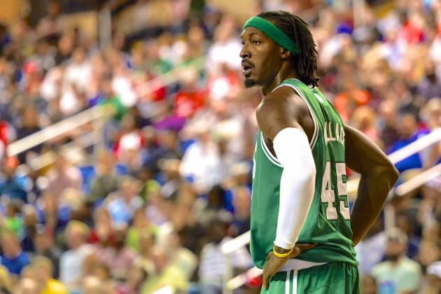 Gerald Wallace Rips Celtics' Effort, Says Boston Playing 'Selfish' Basketball