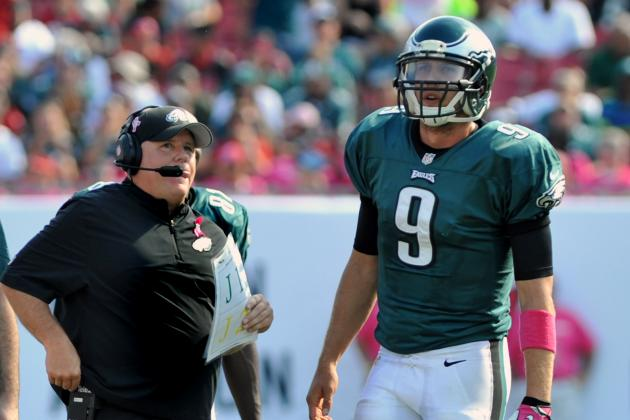 Philadelphia Eagles Need a Plan for the Future at QB and Don't Have One Yet