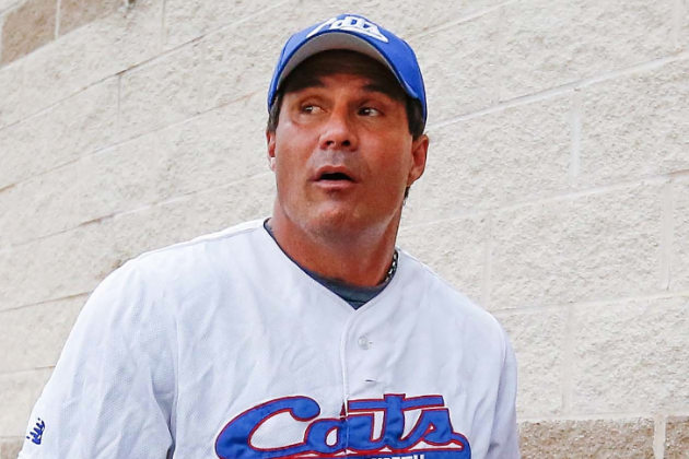 Canseco Wants to Be Rockies Manager