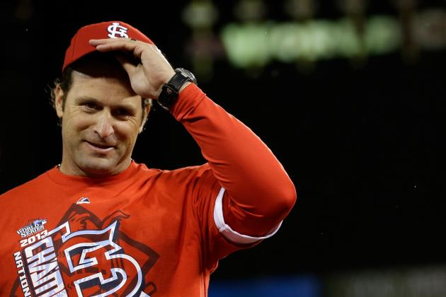 Matheny Won't Accept Any Credit