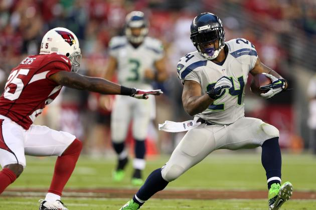 2013 Fantasy Football Running Back Rankings: NFL Week 8