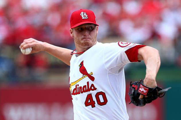 Cardinals' Forgotten Man Shelby Miller Trying to Stay Ready