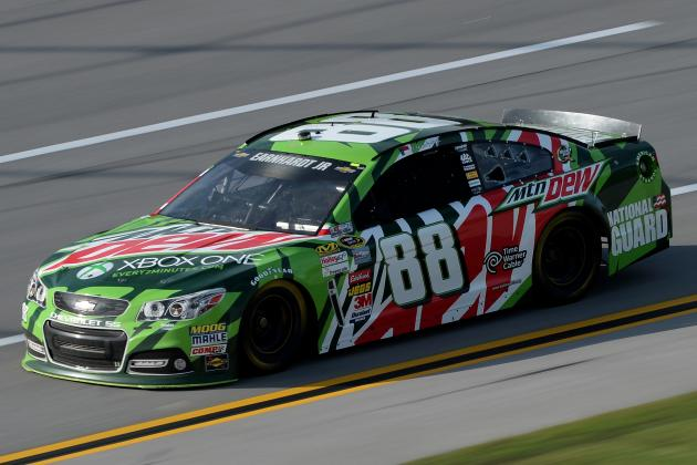 Why Dale Earnhardt Jr. Shouldn't Have Any Regrets Over Near-Miss at Talladega
