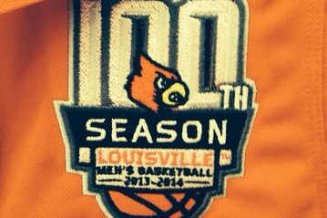 Photo: Louisville Reveals 100th Anniversary Logo Patch for Uniforms