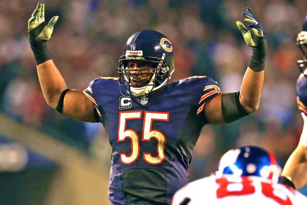 Lance Briggs Injury: Updates on Bears LB's Shoulder and Return