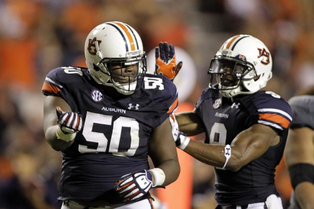 Auburn DL Ben Bradley Was Upset He Didn't Get Johnny Manziel's Autograph