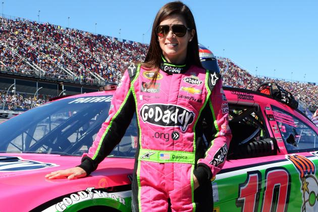Danica Patrick Reflects on First Season in NASCAR Sprint Cup Series