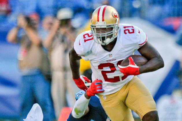 Frank Gore Says 49ers Can't Look Past Jacksonville