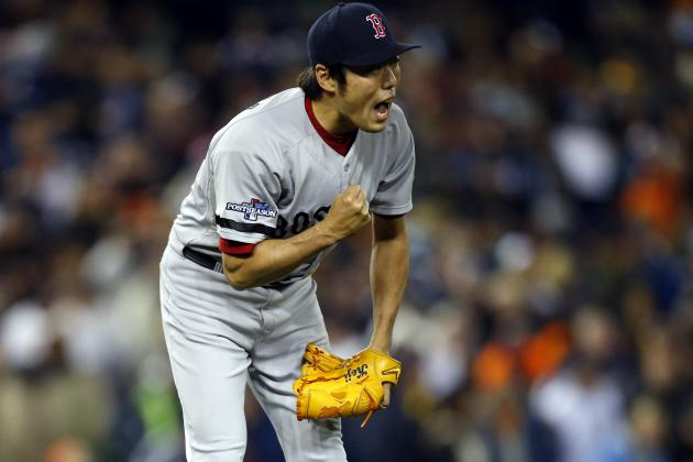 2013 World Series: Red Sox and Cardinals Bullpens Are Linchpins to a Crown