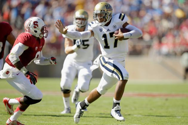 UCLA Football: Young Bruins Have Everything to Play for and Oregon Saturday